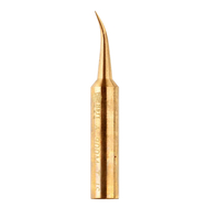 The Sharpest Gilded Soldering Iron Tip For Soldering Station 936 #BEST A-900M-T-IS