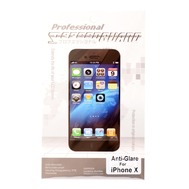 JUNLI Front Screen Protector Film for iPhone X