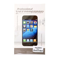 JUNLI Back Screen Protector Film for iPhone X