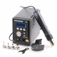 QUICK 2008 ESD Digital Display Heat Gun Welding Rework Soldering Station