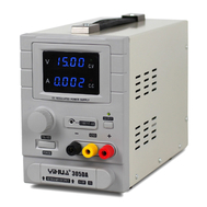 YIHUA 305DA Overload Regulated Switching Mode Adjustable DC Power Supply