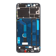Replacement for Huawei Honor 8 Front Housing LCD Frame Bezel Plate - Black