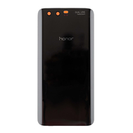 Replacement for Huawei Honor 9 Battery Door with Adhesive - Midnight Black
