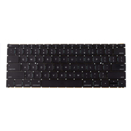 "Keyboard with Backlight (US English) for MacBook 12"" Retina A1534 (Early 2016)"