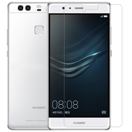 2.5D Transparent Explosion-Proof Tempered Glass Film for Huawei P9 Plus