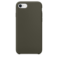 Dark Olive Silicone Case for iPhone 7/8