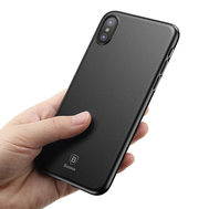 Baseus Wing Case Ultra Slim Light PP Protective Skin Back Cover for iPhone X