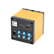 14MP 1080P HDMI USB Industrial Microscope Camera with Remote Control