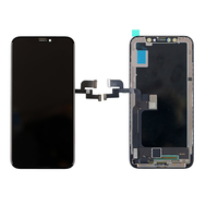 Replacement For iPhone X LCD Screen Digitizer Assembly with Frame - Black