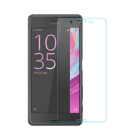 2.5D Transparent Explosion-Proof Tempered Glass Film for Sony Xperia X Performance