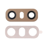 Replacement for LG G6 Rear Camera Holder with Lens - Gold