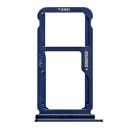 Replacement for Huawei P10 Plus SIM Card Tray - Blue