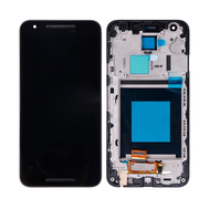 Replacement for LG Nexus 5X LCD Digitizer Assembly with Front Housing - Black