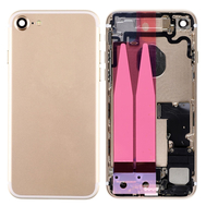 Replacement for iPhone 7 Back Cover Full Assembly - Gold