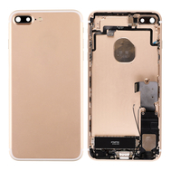 Replacement for iPhone 7 Plus Back Cover Full Assembly - Gold