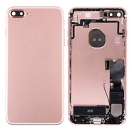 Replacement for iPhone 7 Plus Back Cover Full Assembly - Rose