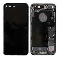 Replacement for iPhone 7 Plus Back Cover Full Assembly - Jet Black