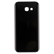 Replacement for Samsung Galaxy A7 (2017) SM-720 Battery Door with Adhesive - Black
