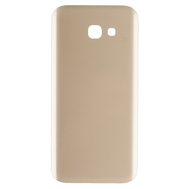 Replacement for Samsung Galaxy A7 (2017) SM-720 Battery Door with Adhesive - Gold