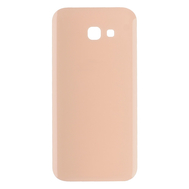 Replacement for Samsung Galaxy A7 (2017) SM-720 Battery Door with Adhesive - Rose Pink