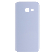 Replacement for Samsung Galaxy A7 (2017) SM-720 Battery Door with Adhesive - Blue Mist