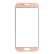Replacement for Samsung Galaxy A7 (2017) SM-720 Front Glass Lens - Peach Cloud