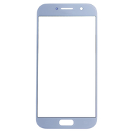 Replacement for Samsung Galaxy A7 (2017) SM-720 Front Glass Lens - Blue Mist