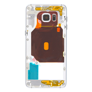 Replacement for Samsung Galaxy S6 Edge Plus SM-G928F Rear Housing Assembly - Silver