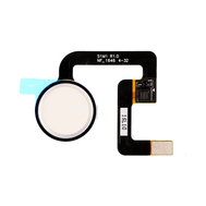 Replacement for Google Pixel/Pixel XL Home Button ID Fingerprint Scanner Flex - White