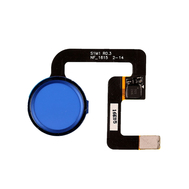 Replacement for Google Pixel/Pixel XL Home Button ID Fingerprint Scanner Flex - Blue