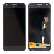 Replacement for Google Pixel LCD Screen with Digitizer Assembly - Black