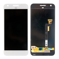 Replacement for Google Pixel LCD Screen with Digitizer Assembly - White