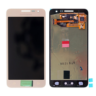 Replacement for Samsung Galaxy A3 2015 SM-A300 LCD Screen with Digitizer Assembly - Gold