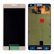 Replacement for Samsung Galaxy A5 2015 SM-A500 LCD Screen with Digitizer Assembly - Gold