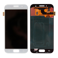 Replacement for Samsung Galaxy A3 2017 SM-A320 LCD Screen with Digitizer Assembly - Blue Mist