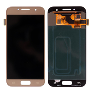 Replacement for Samsung Galaxy A3 2017 SM-A320 LCD Screen with Digitizer Assembly - Gold