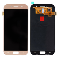 Replacement for Samsung Galaxy A5 2017 SM-A520 LCD Screen with Digitizer Assembly - Gold