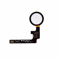 Replacement for Google Pixel 2 Home Button Flex Assembly - White