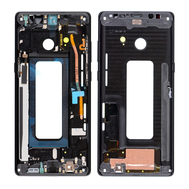 Replacement for Samsung Galaxy Note 8 SM-N950 Rear Housing Frame - Black