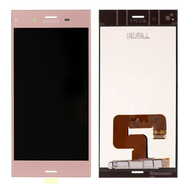 Replacement for Sony Xperia XZ1 LCD Screen with Digitizer Assembly - Pink