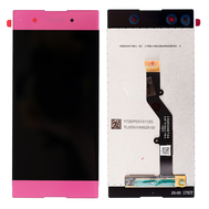 Replacement for Sony Xperia XA1 Plus LCD Screen with Digitizer Assembly - Pink