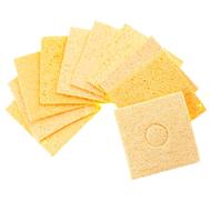 Welding Soldering Iron Cleaning Sponge 5.5*5.5cm 10pcs/pack