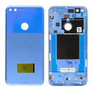 Replacement for Google Pixel XL Battery Door with Rear Housing - Blue