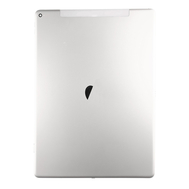 "Replacement for iPad Pro 12.9"" Silver Back Cover Wifi + Cellular Version"
