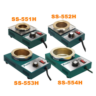 Pro'sKit Temperature Controlled Soldering Pot Desoldering Bath SS-551H 552H 553H 554H