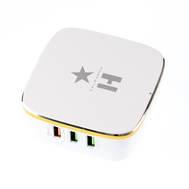 HOUSE HC-EC01Q 6-Port USB Auto-ID Compatible Desktop Charger