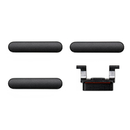 Replacement for iPhone 8 Side Buttons Set - Black