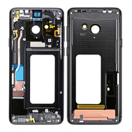 Replacement for Samsung Galaxy S9 Plus SM-G965 Rear Housing Frame - Black