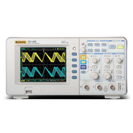 RIGOL DS1102E 2 Channels 100MHz Digital Storage Oscilloscopes