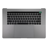 "Space Gray Upper Case Assembly (US English) for Macbook Pro Retina 15"" A1707 (Late 2016)"